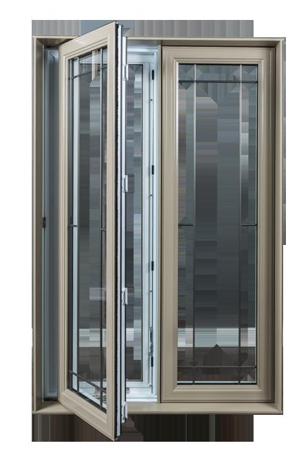 Casement windows fenbec quality windows manufacturer for Contour de fenetre